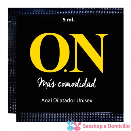 Lubricante Anal 5ml