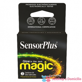 Preservativo Sensor Plus Magic