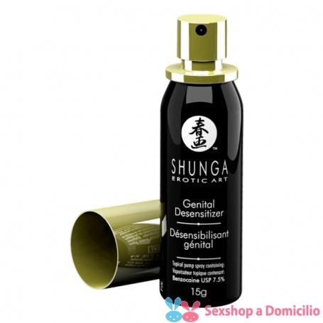 Retardante Spray Shunga