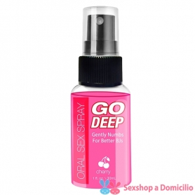Spray Adormecedor Oral Sex