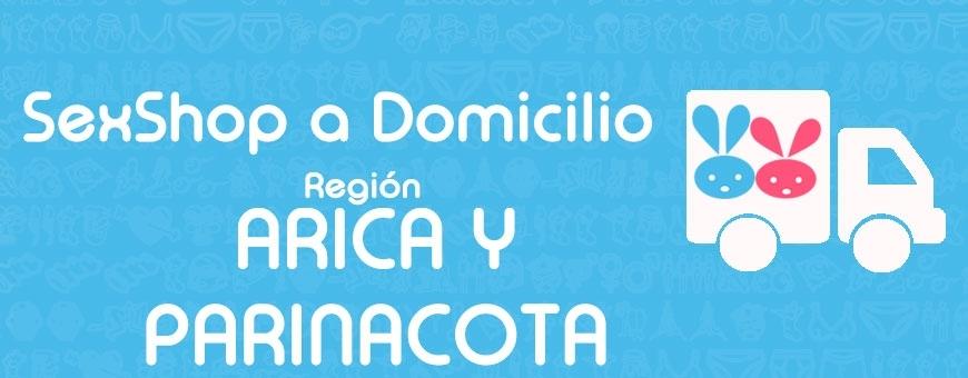 Sexshop Región Arica y Parinacota ♥