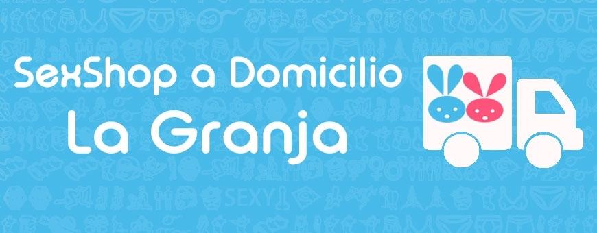 Sexshop en La Granja ♥ Sexshop a Domicilio en La Granja