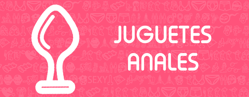 juguetes anales